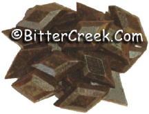 Mahogany Diamond Dye Chips