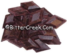 Mauve Diamond Dye Chips