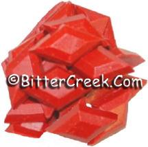 Orange Diamond Dye Chips
