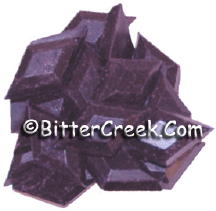 Purple Diamond Dye Chips