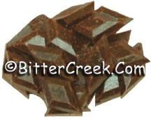 Rust Diamond Dye Chips
