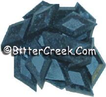Teal Diamond Dye Chips