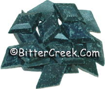 Turquoise Diamond Dye Chips