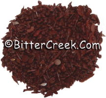 Brick Red Dye Flakes