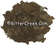 Brown Dye Flakes