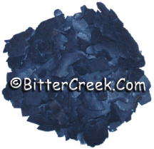 Caribbean Blue Dye Flakes