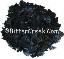 Charcoal Grey Dye Flakes