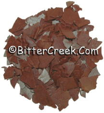 Light Rust Dye Flakes