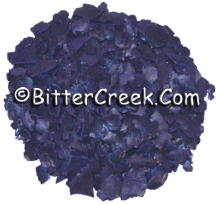 Midnight Blue Dye Flakes