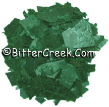 Mint Green Dye Flakes