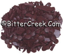 Plum Dye Flakes