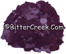 Royal Purple Dye Flakes