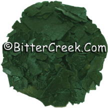 Shamrock Green Dye Flakes