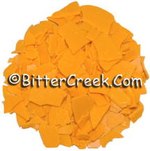 Yellow Dye Flakes