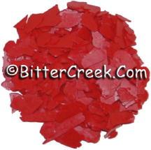 Deep Pink Dye Flakes