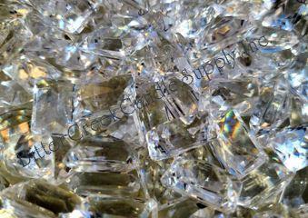 """3/4"""" Acrylic Diamond Gems (7oz) *NEW for holiday 2020!"""