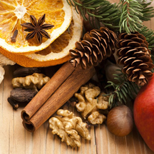 Christmas/Country Spice