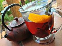 Hot Maple Toddy