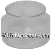 12 oz. Apothecary Jar (12) Per Case *No Lid*