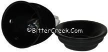 Black Plug-Ins Melt (tart) Warmer