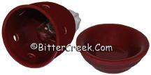 Burgundy Plug-Ins Melt (tart) Warmer