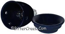 Dark Blue Plug-Ins Melt (tart) Warmer