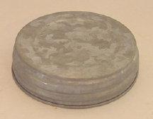 "Zinc Jelly Jar Lid 3.5"""