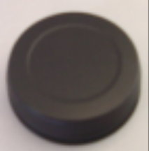 Black Jelly Jar Lid (12)