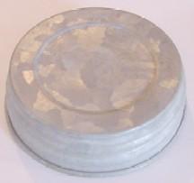 Zinc Jelly Jar Lid (12)