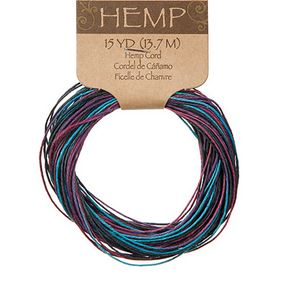 Cool River Hemp Cord (15yds) *NEW
