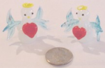 Snow Angel With Heart 12 Pieces