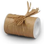 "Kraft ""Raffia Ribbon"" Roll *NEW"