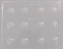 Strawberry Small Embed/Tart Mold (12 Cavity)