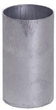 """3"""" x 3.5"""" Round Seamless Aluminum Pillar Mold"""