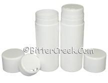 7 oz. White Shaker (12pk)