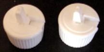 White Flip Top Cap (12)