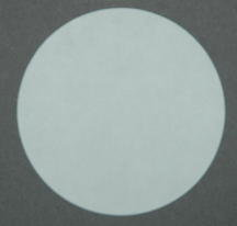 "1-2/3"" Round White 24 Labels Per Sheet (5293)"