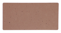 "4x2"" Kraft Brown 10 Labels Per Sheet (5163)"