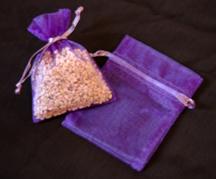 "3"" x 4"" Purple Haze Organza Bags"