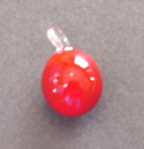 Red Ornaments 12 Pieces