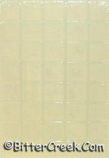 Aloe Vera Melt and Pour Soap Base - (2lb Block)
