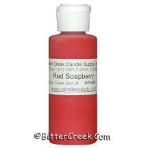 Red Soapberry Dye
