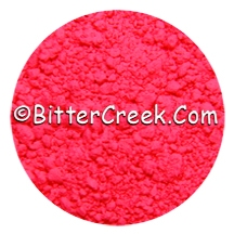 Soft Pink Cosmetic Florescents in Powder Form (1oz)