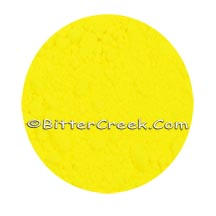 Strong Yellow Cosmetic Flourescents in Powder Form (1oz)