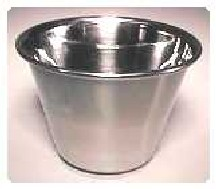 Floating Votive Mold Stainless