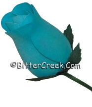 Sky Blue Wood Roses