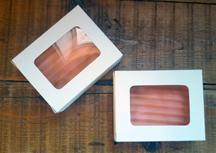 White Window Soap Box