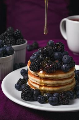 Blueberry Maple Pancakes (BBW Type) *NEW for 2021!