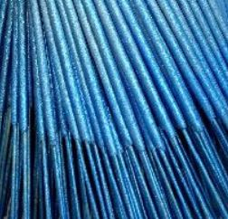 Blue Incense Sticks - 19""