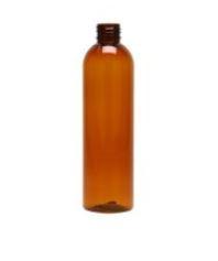 8 oz. Amber Bullet Bottles